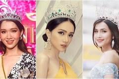 3 Hoa hậu Chuyển giới được công nhận ở Việt Nam: Chưa nhan sắc nào là đối thủ xứng tầm của Hương Giang