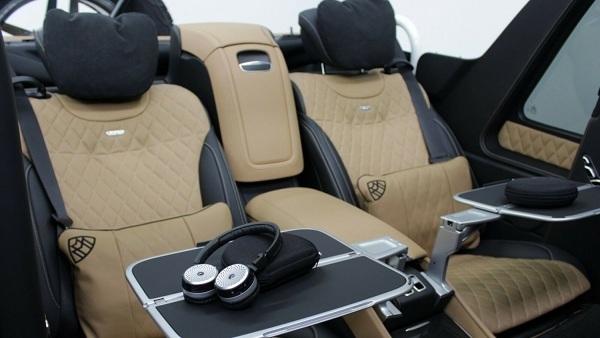 Maybach G650 Landaulet cũ rao bán hơn 23 tỷ gây choáng