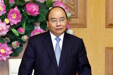 Thủ tướng làm việc với Trung ương Đoàn TNCS Hồ Chí Minh
