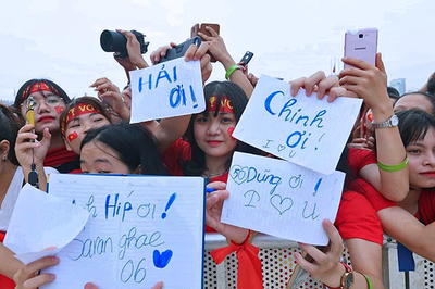 """Vòng loại U23 châu Á: """"U23 Việt Nam có thầy Park thì lo gì"""""""