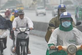 Sau nắng đổ lửa, Sài Gòn sắp đón mưa 'giải nhiệt' trái mùa