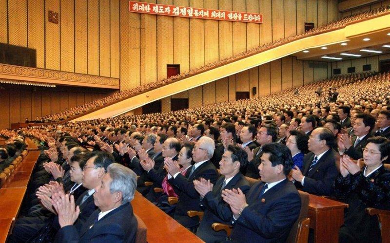 Triều Tiên,đại sứ Triều Tiên