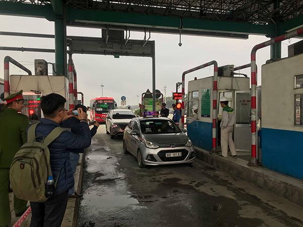 BOT,Mỹ Lộc,Nam Định,Trạm thu phí