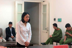 Nữ cán bộ thi hành án dân sự giăng bẫy lừa nhiều người