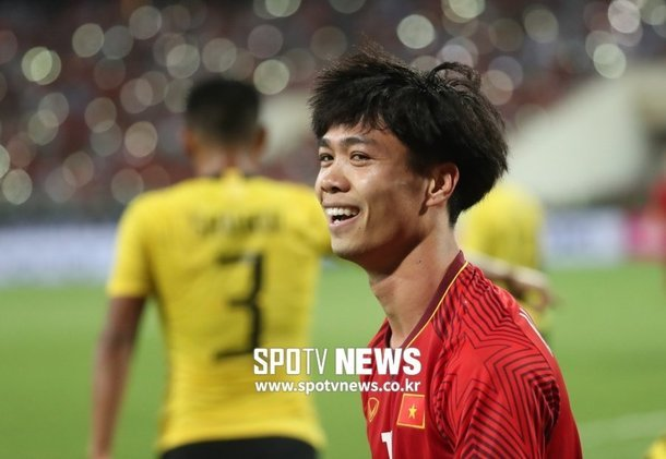 Công Phượng,VFF,Incheon United,K-League