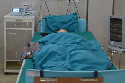 Xuyên đêm cứu cánh tay cô gái Tuyên Quang bị dao chặt gần lìa