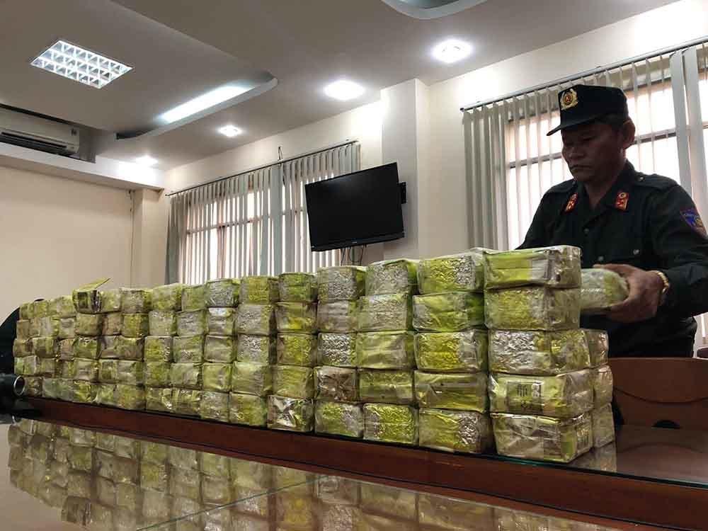 ma túy,Bộ công an,buôn bán ma túy
