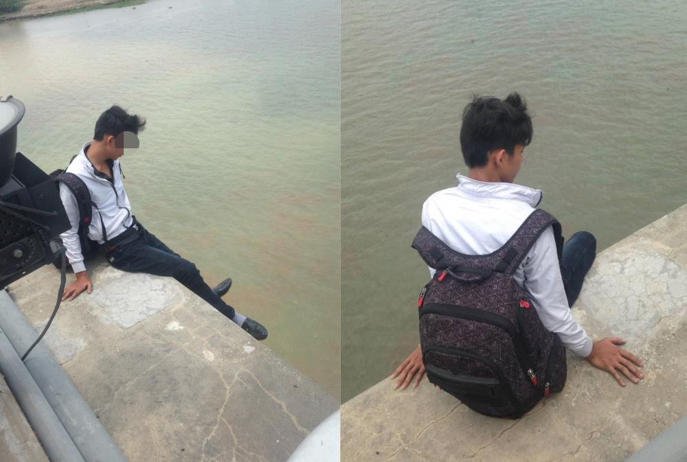 Nam thanh niên định nhảy cầu Cần Thơ tự tử vì bị ngăn cản yêu đương
