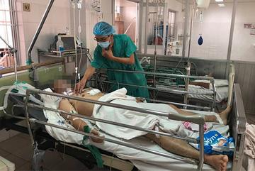 Cuộc chiến đấu giành lại sự sống cho nam bệnh nhân bị đâm thấu ngực