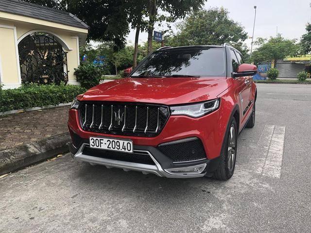 Đằng sau vẻ hào nhoáng long lanh của ô tô Trung Quốc