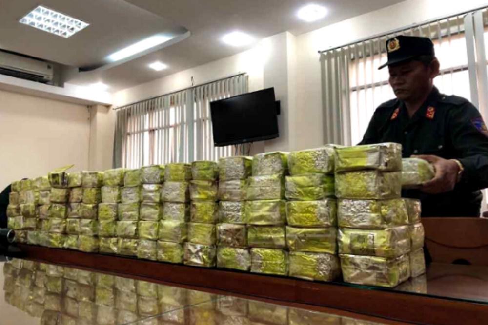 buôn bán ma túy,Bộ Công an