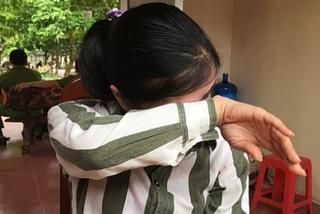 'Kiều nữ' trốn trại giam quay về đầu thú vì… hối hận