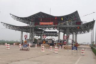 Nôn nóng thu phí, chủ đầu tư trạm BOT Thái Hà bị Chủ tịch tỉnh phê bình