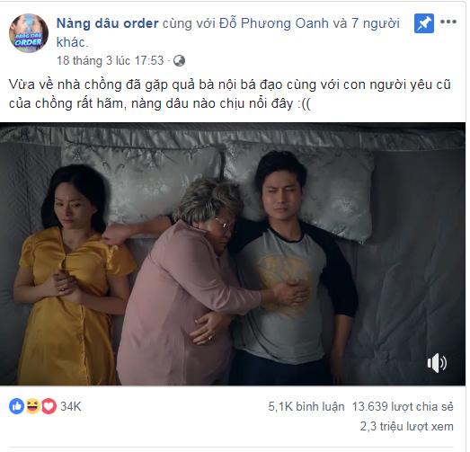 Nàng dâu order,Minh Vượng,Thanh Sơn,Phương Oanh