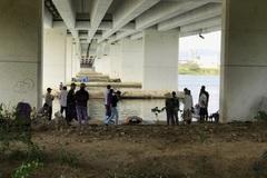 Thi thể kỹ sư xây dựng nổi lềnh bềnh trên sông Hàn