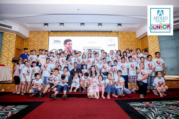 Mùa hè cực 'wow' cùng Apollo English Việt Nam