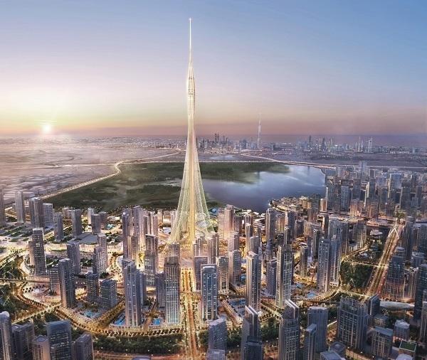 tòa nhà chọc trời,tòa nhà cao nhất thế giới