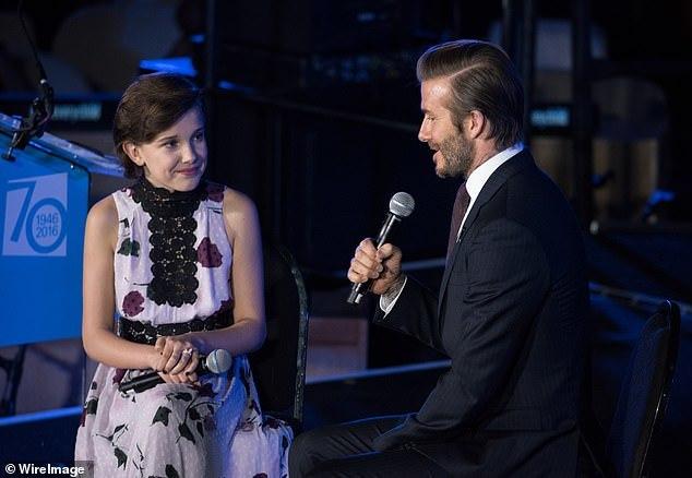 """16 tuổi, """"cậu hai"""" nhà Beckham lần đầu hẹn hò: Bất ngờ thân thế bạn gái"""