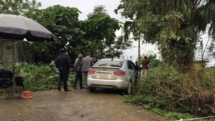 Chân tướng kẻ nổ súng vào đầu tài xế, cướp taxi ở Tuyên Quang