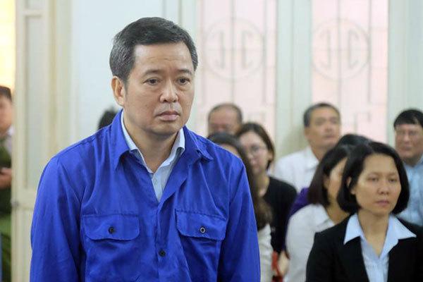 Hà Văn Thắm,Nguyễn Xuân Sơn,Oceanbank,PVN,Vietsovpetro