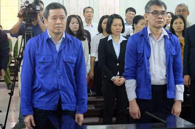 Hai cựu sếp Vietsovpetro nhận án hơn 10 năm tù