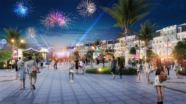 Du lịch tăng trưởng, shophouse Nam Phú Quốc hút nhà đầu tư