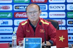 """HLV Park Hang Seo: """"Tôi lo lắng và U23 Việt Nam thực sự khó khăn..."""""""