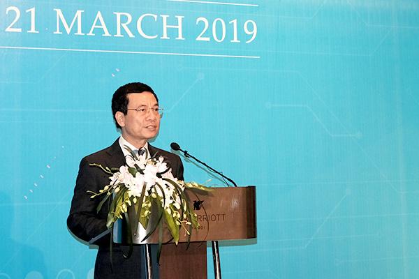 Việt Nam cùng ASEAN phải đi đầu về lĩnh vực ICT và phát triển 5G