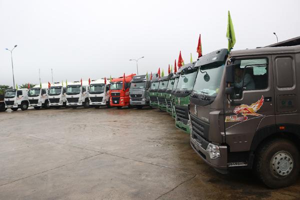 Sinotruk với chiến lược chiếm lĩnh thị trường xe tải Việt Nam