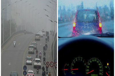 'Bắt bệnh' ô tô trong thời tiết nồm ẩm