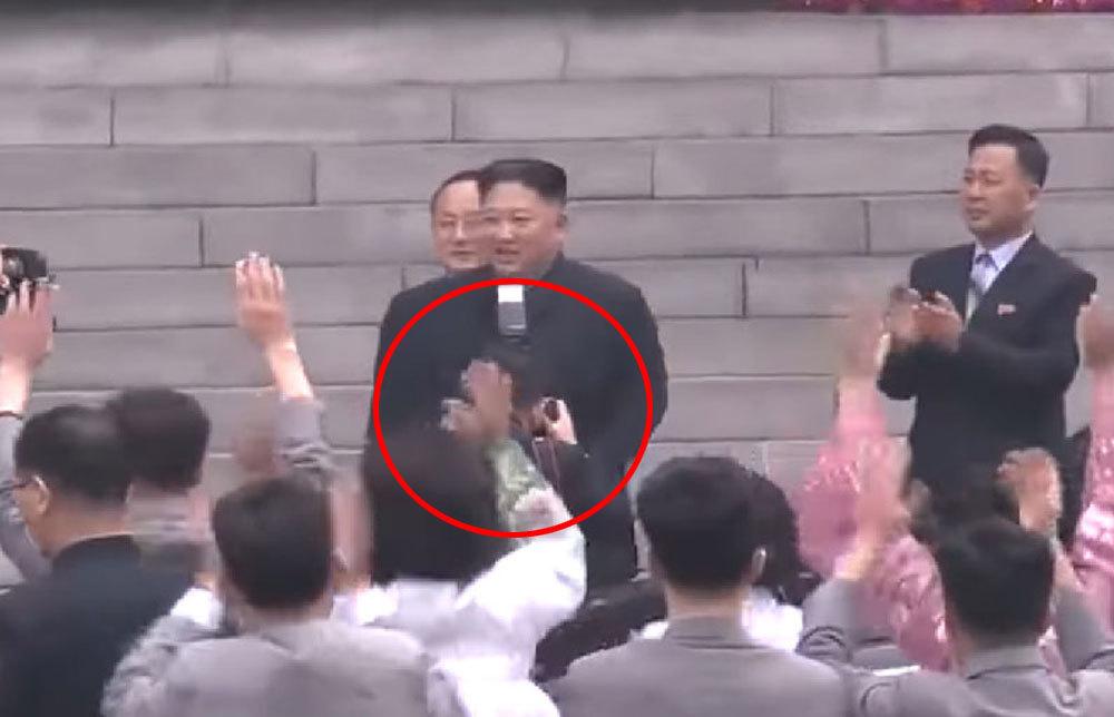 nhiếp ảnh gia,Kim Jong Un,Triều Tiên