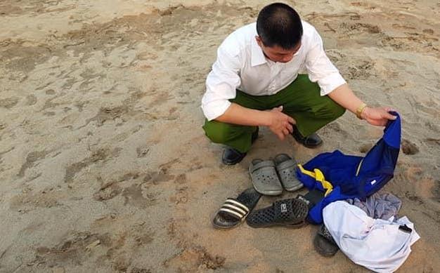 Sông Đà,Hòa Bình,Đuối Nước,học sinh chết đuối,sụt cát
