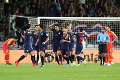 Chanathip ghi bàn, Thái Lan đánh bại Trung Quốc