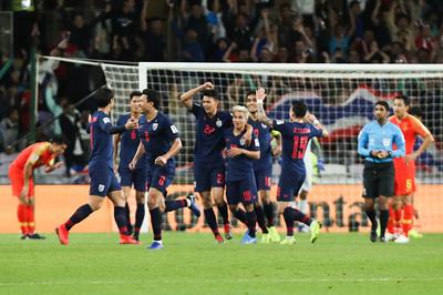 """""""Messi Thái"""" phá hỏng màn ra mắt Trung Quốc của Cannavaro"""