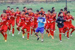 U23 Việt Nam vs U23 Brunei: Dội cơn mưa gôn