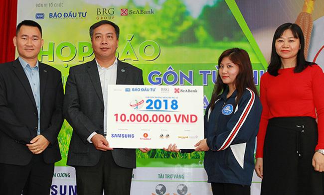 300 golfer tranh tài tại Swing for the kids 2019