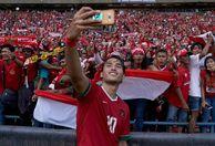 U23 Indonesia nhận tin sét đánh: FIFA cấm 'sát thủ' Ezra Walian