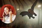 Văn Mai Hương lồng tiếng cho bom tấn Disney 'Chú voi biết bay'