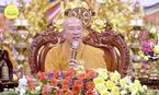Chân dung trụ trì chùa Ba Vàng
