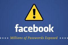 Facebook lưu hàng trăm triệu mật khẩu không mã hoá