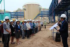 Nhiệt điện Dầu khí Thái Bình 2 hoàn thành hơn 83% tiến độ