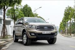 Ford Everest Ambiente- bạn đồng hành trên mọi nẻo đường