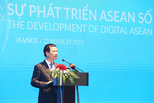 'ASEAN phải là những nước đi đầu về phát triển ICT'