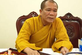 'Trụ trì chùa Ba Vàng từng phải sám hối'