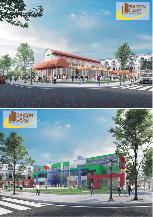 Center city 2- sức hấp dẫn của khu đô thị mới ở Bình Dương