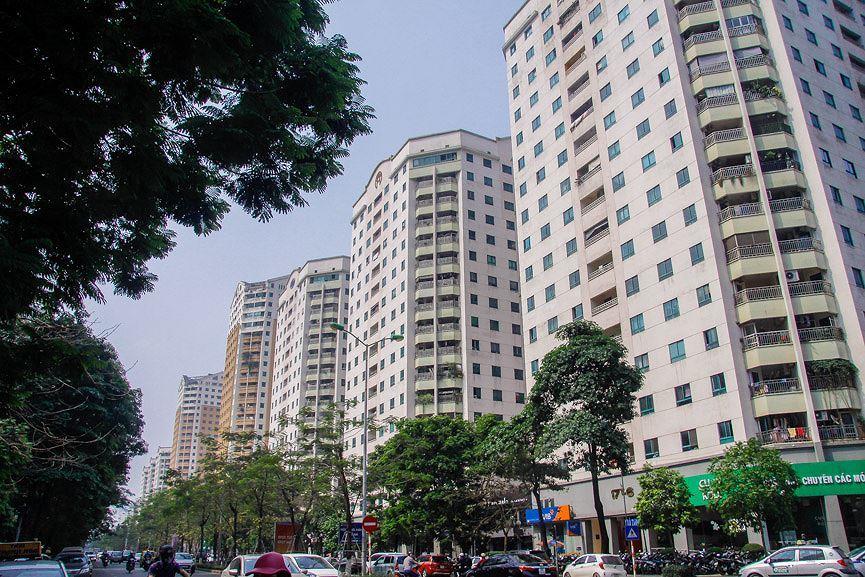 Xôn xao đề xuất 'nhồi' thêm cao ốc 18 tầng vào khu đô thị kiểu mẫu