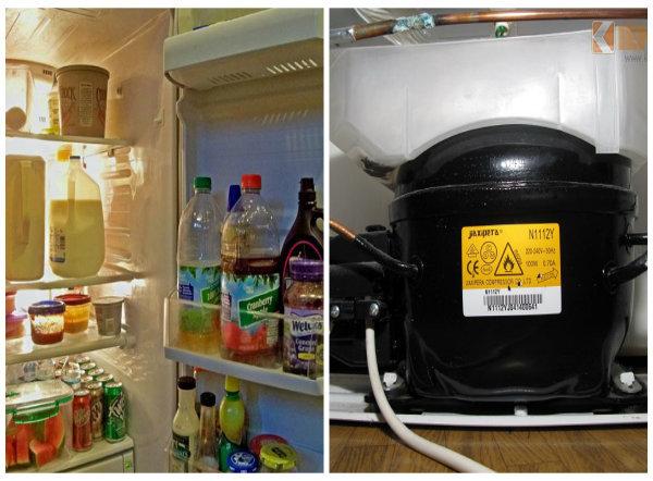 tủ lạnh,cách dùng đồ điện