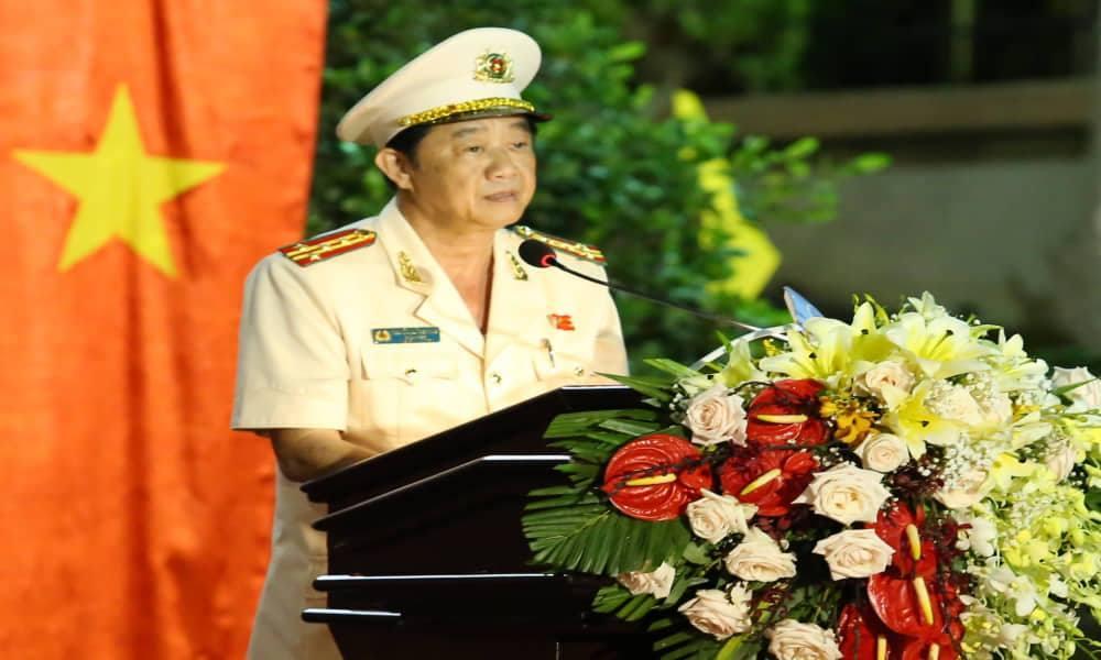 Giám đốc Công an Bình Dương làm Phó bí thư Tỉnh ủy