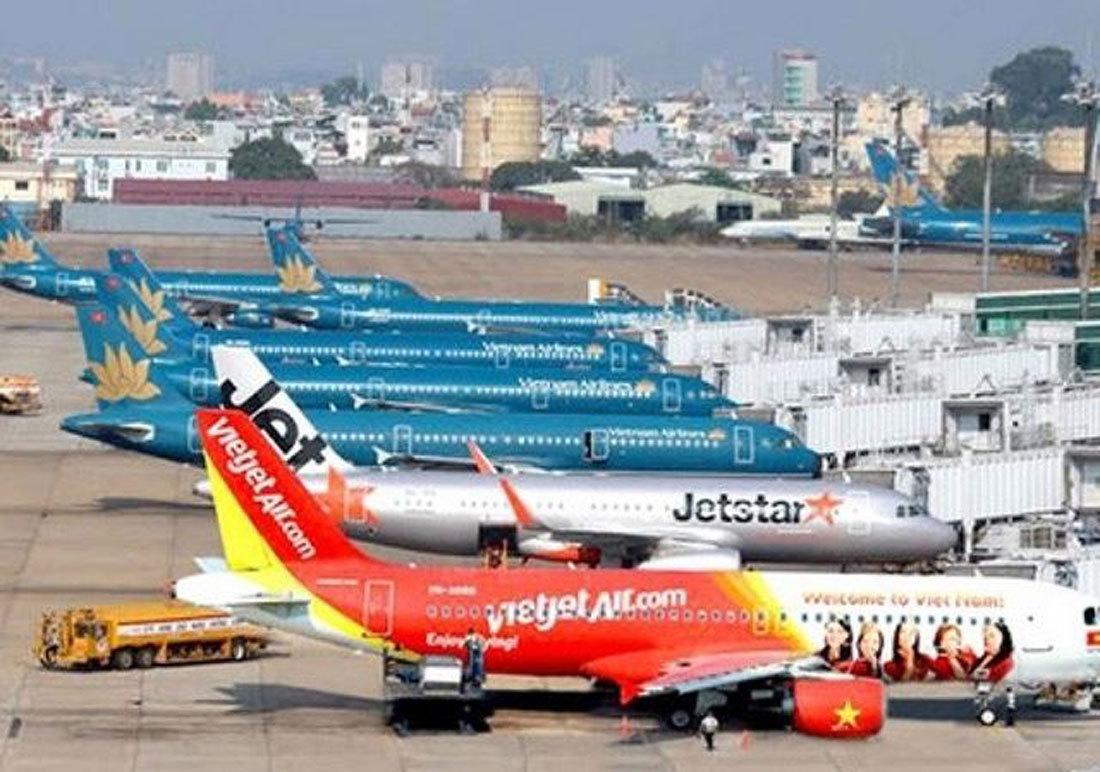 sân bay Nội Bài,sân bay Tân Sơn Nhất,Nội Bài,Tân Sơn Nhất