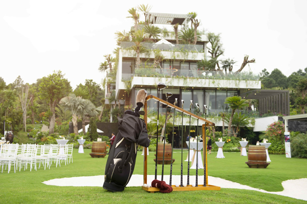 Dinh thự Legend Mansion - không gian cho cảm xúc thăng hoa